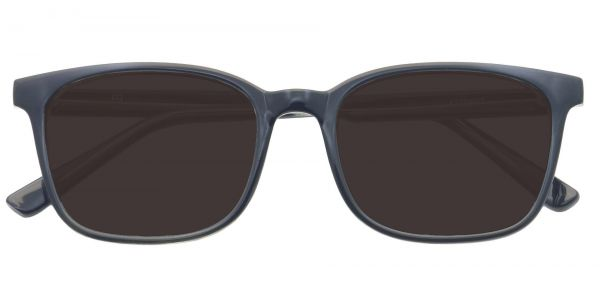 Windsor Oval Men's Prescription Sunglasses