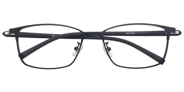 Bergen Rectangle eyeglasses