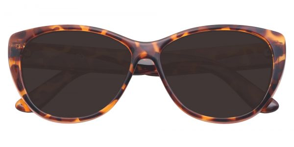 Lynn Oval Women's Prescription Sunglasses