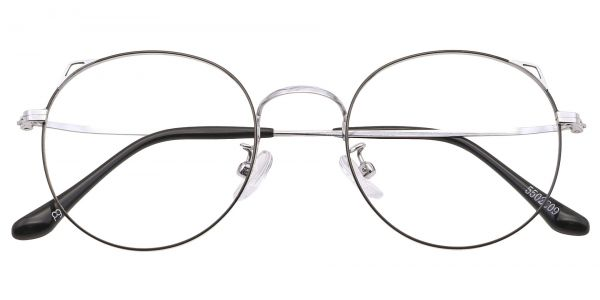 Victoria Round eyeglasses