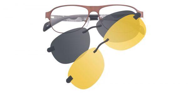 Oriel Oval eyeglasses