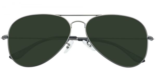 Memphis Aviator Men's Prescription Sunglasses