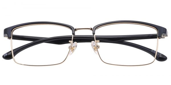 Young Browline eyeglasses