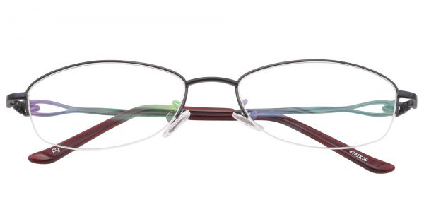 Claudia Oval eyeglasses
