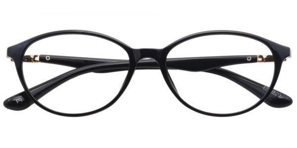 Vann Oval eyeglasses
