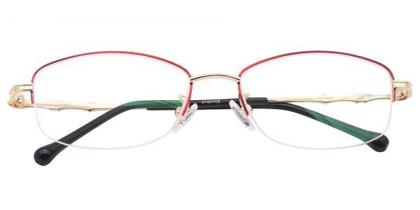 Alva Oval eyeglasses