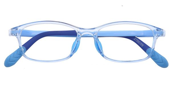 Taj Rectangle Eyeglasses For Kids