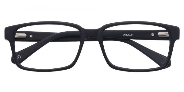 Clifford Rectangle Eyeglasses For Men