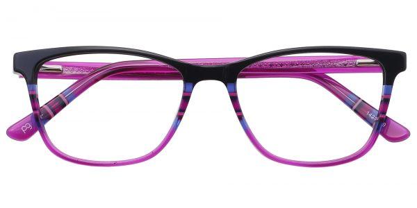 Taffie Oval eyeglasses