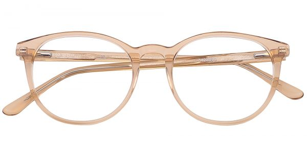 Driver Round Eyeglasses For Women
