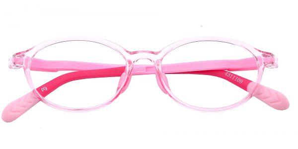 Axel Oval eyeglasses