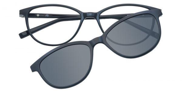 Rupert Oval eyeglasses