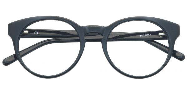 Hip Round eyeglasses