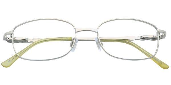 Halley Oval eyeglasses