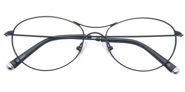 Zadie Oval eyeglasses
