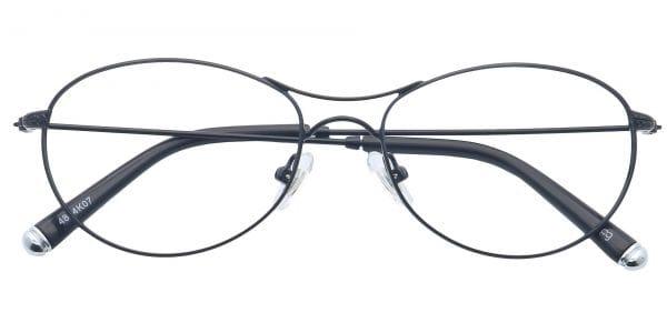 Zadie Aviator eyeglasses
