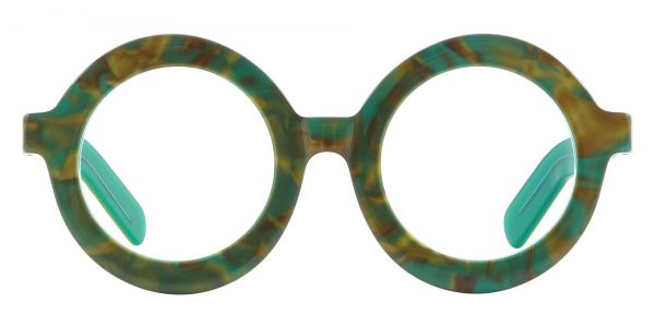 Dallas Round eyeglasses