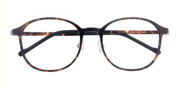 Stout Oval eyeglasses