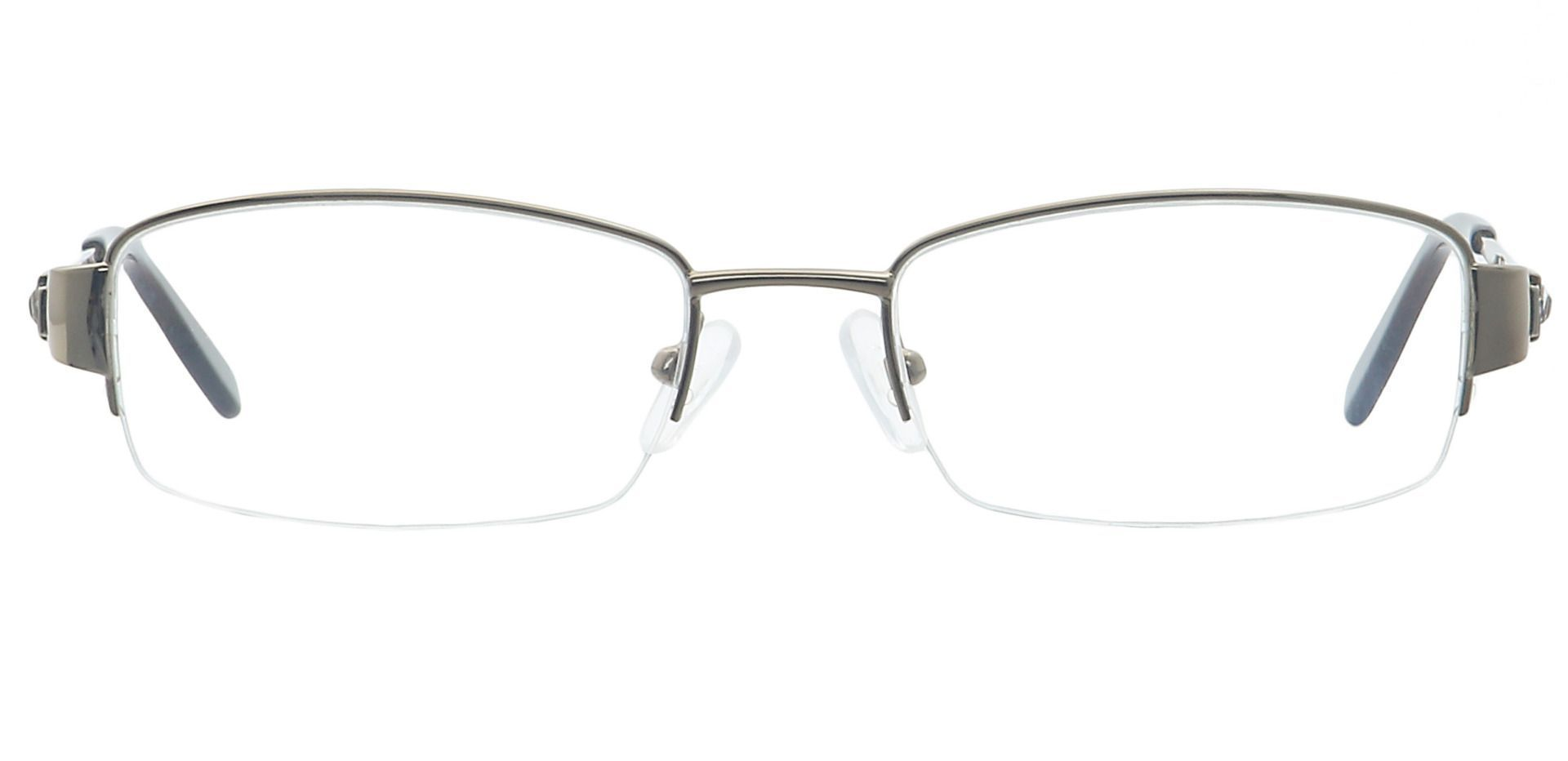 Gianna Rectangle Reading Glasses - Brown