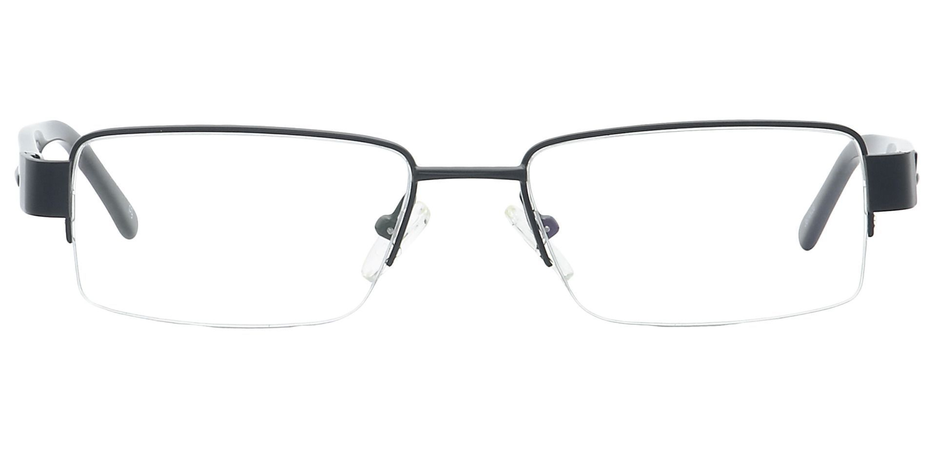 Roger Rectangle Prescription Glasses - Black