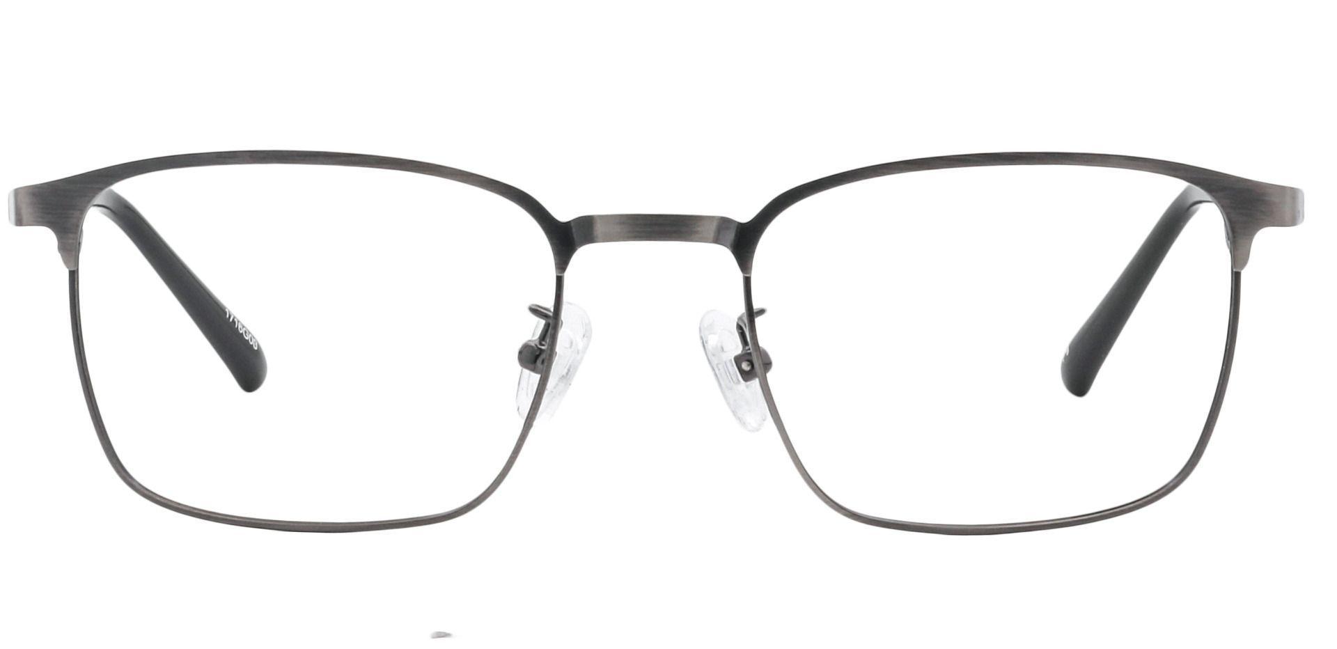 Kingston Square Prescription Glasses - Gray