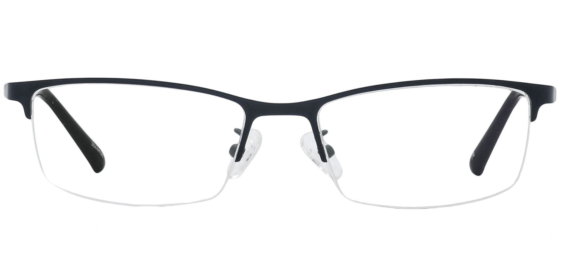 Parsley Rectangle Prescription Glasses - Black