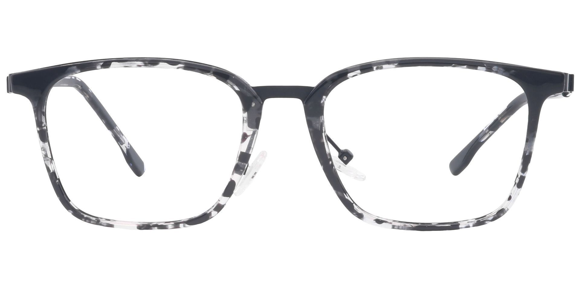 Rigby Oval Eyeglasses Frame - Floral