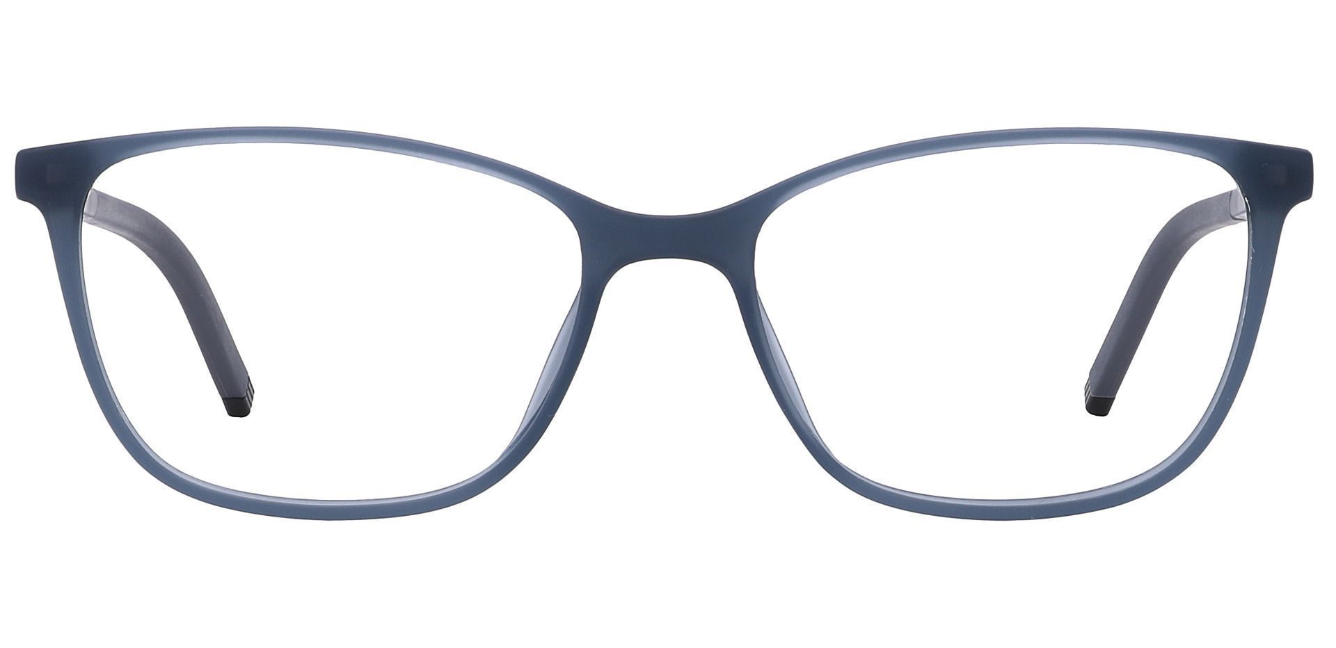 Danica Square Prescription Glasses - Gray
