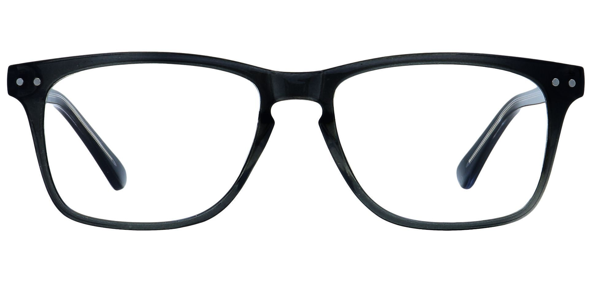 Lauren Oval Prescription Glasses - Black