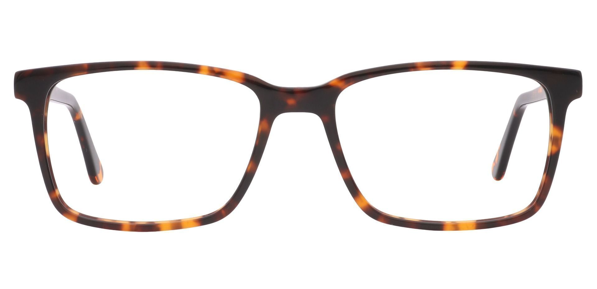 Venice Rectangle Non-Rx Glasses - Tortoise