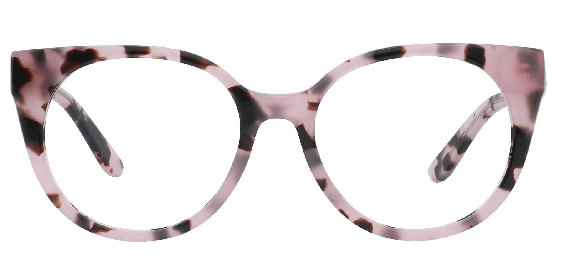 Balmoral Cat-Eye Prescription Glasses - Floral