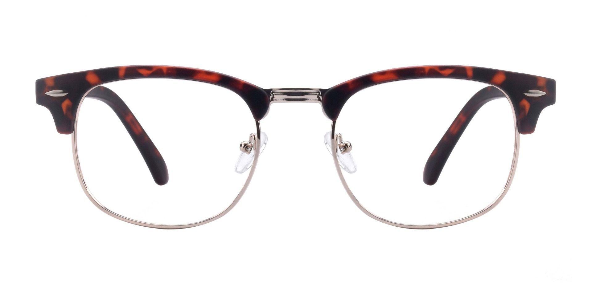 Liverpool Browline Prescription Glasses - Tortoise