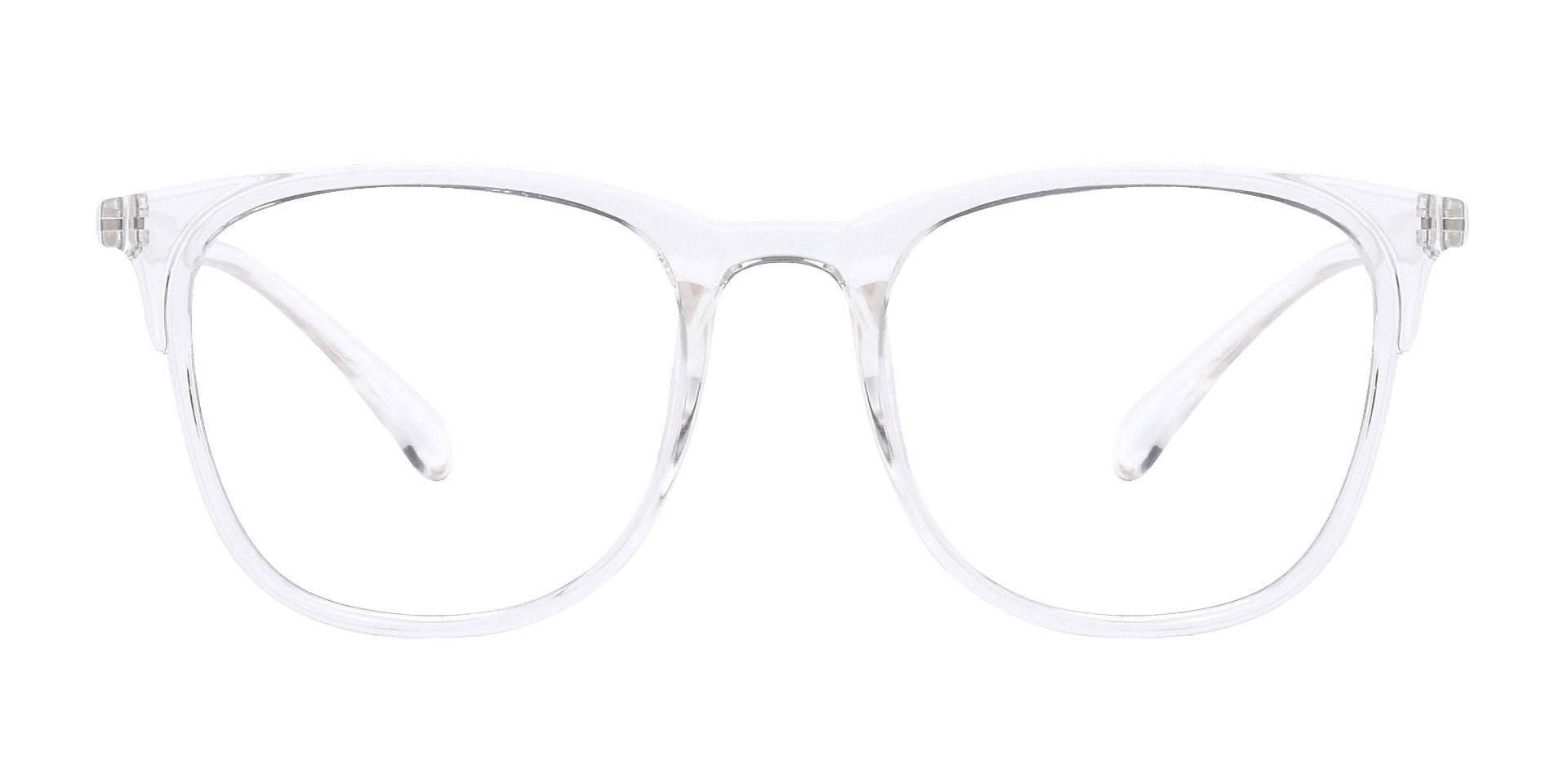 Madrid Square Prescription Glasses - Gray