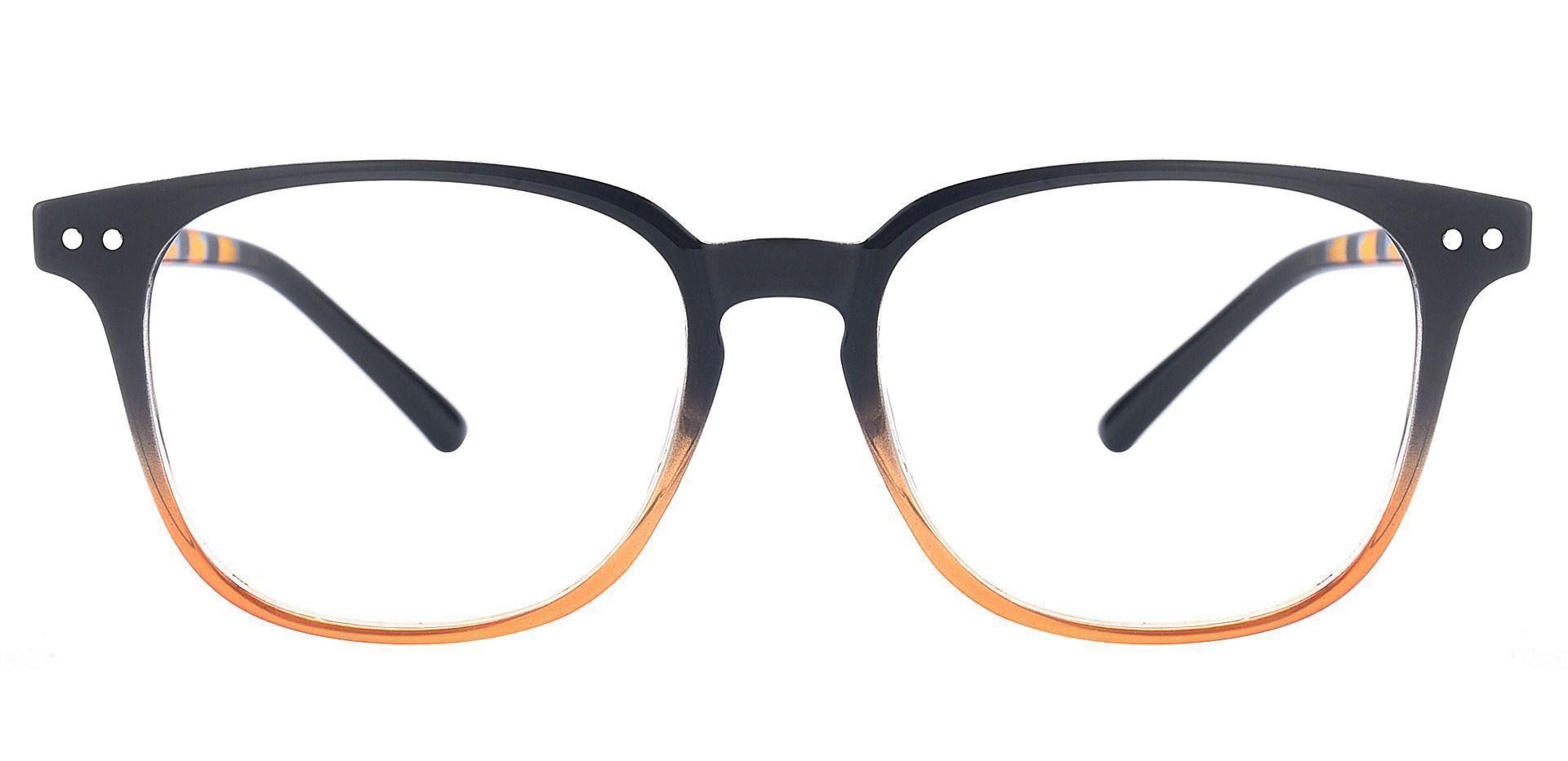 Ravine Oval Prescription Glasses - The Frame Is Tortoise And Black