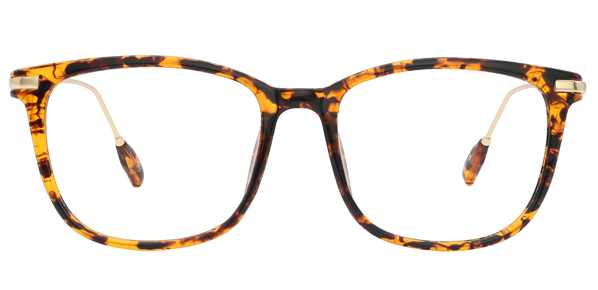 Katie Oval Prescription Glasses - Tortoise