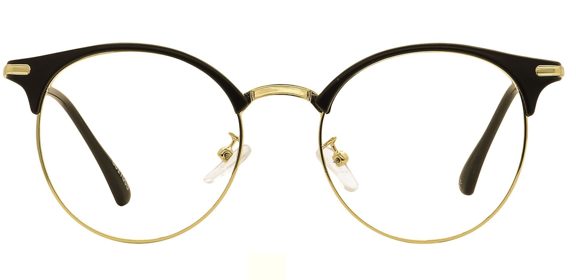 Izzie Browline Prescription Glasses - Yellow