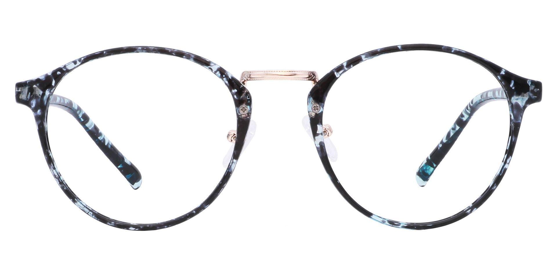 Bloom Oval Prescription Glasses - Floral