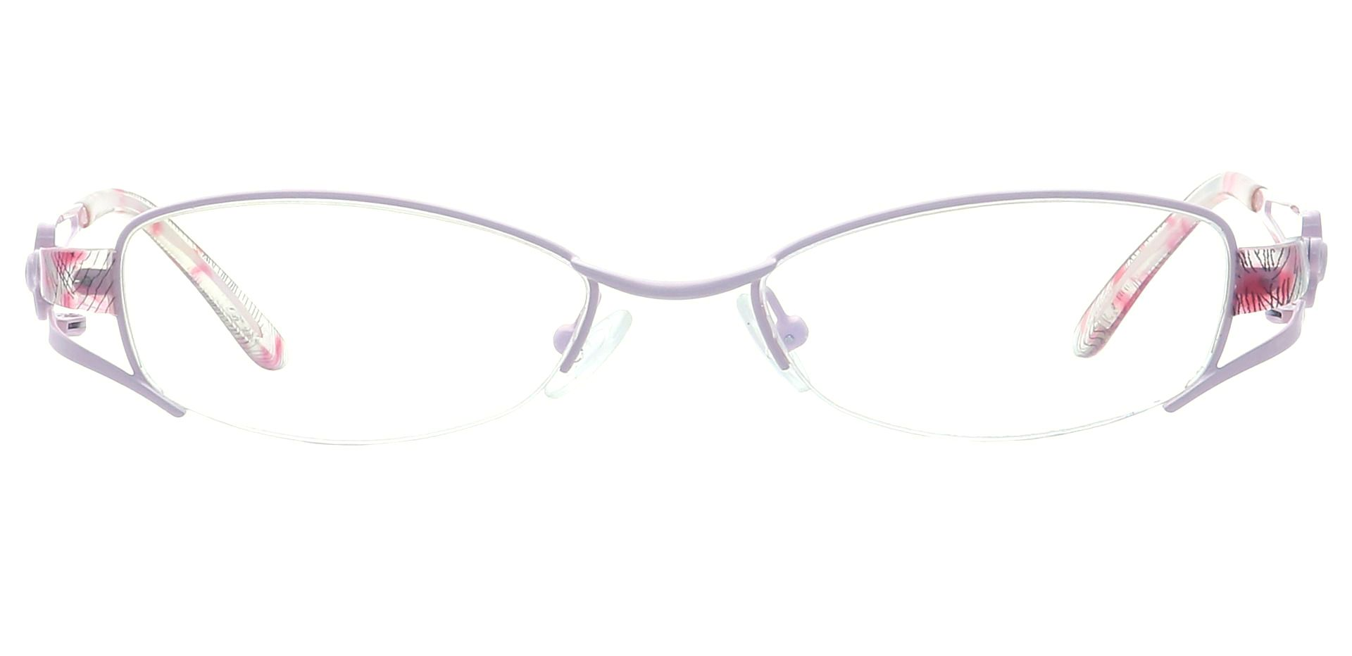 Sandra Oval Reading Glasses - Pink