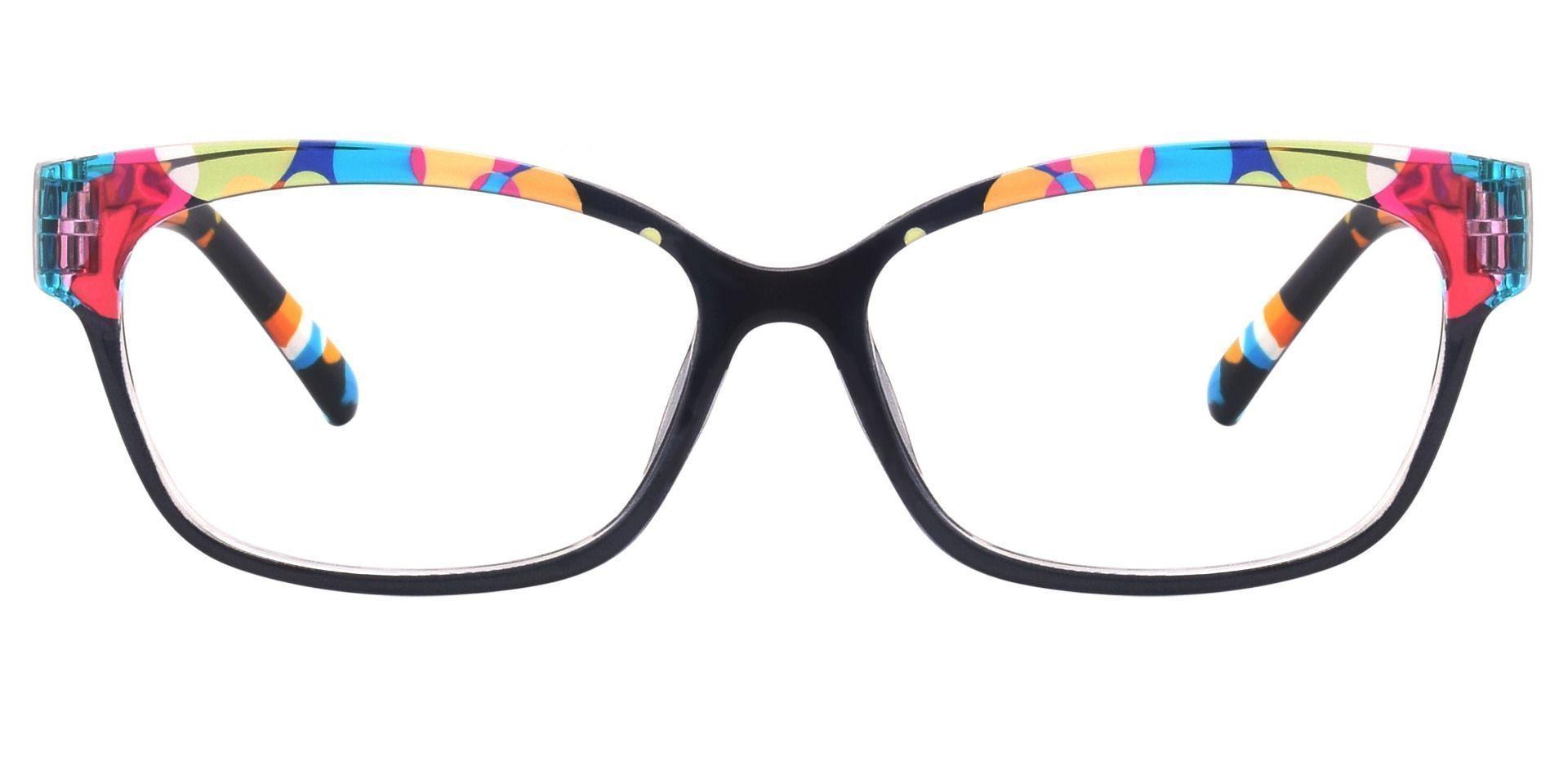 Adele Cat-Eye Prescription Glasses - Multi Color