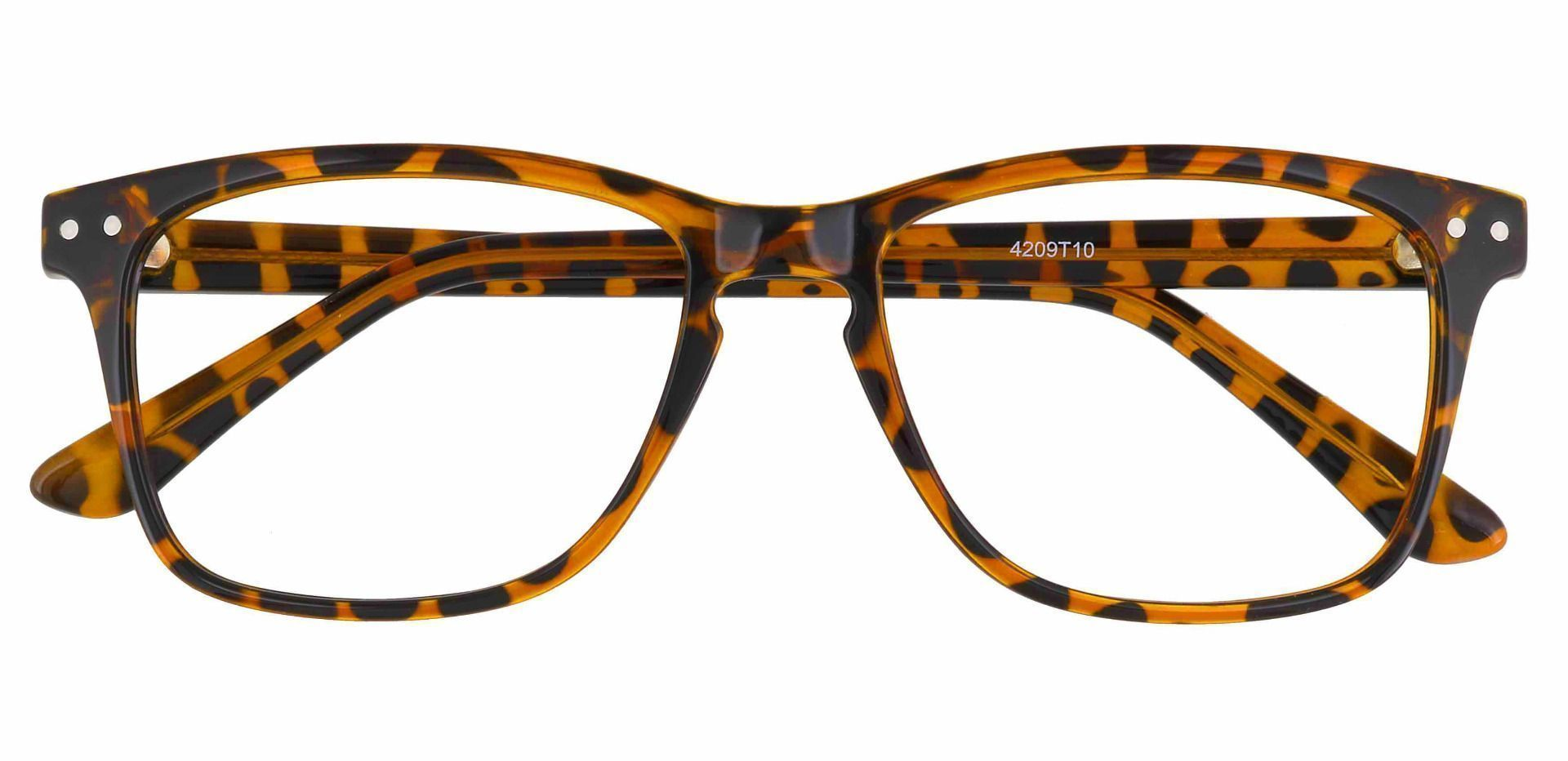 Hope Oval Eyeglasses Frame - Tortoise