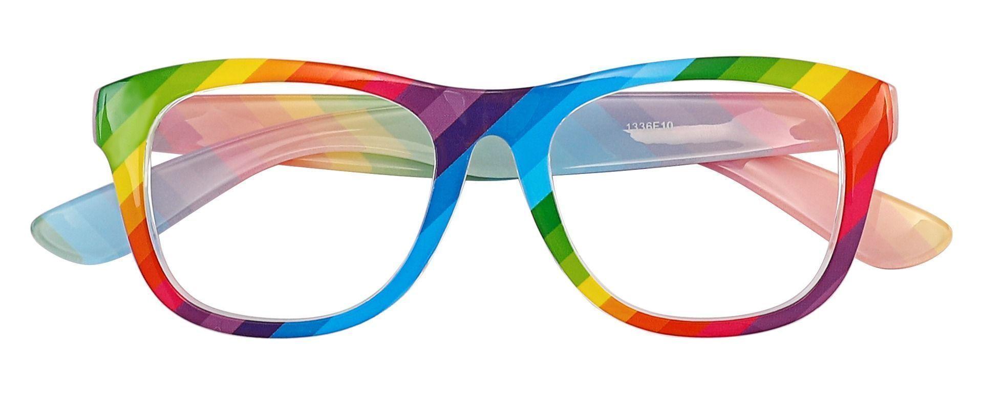 Spectrum Classic Square Prescription Glasses - Two