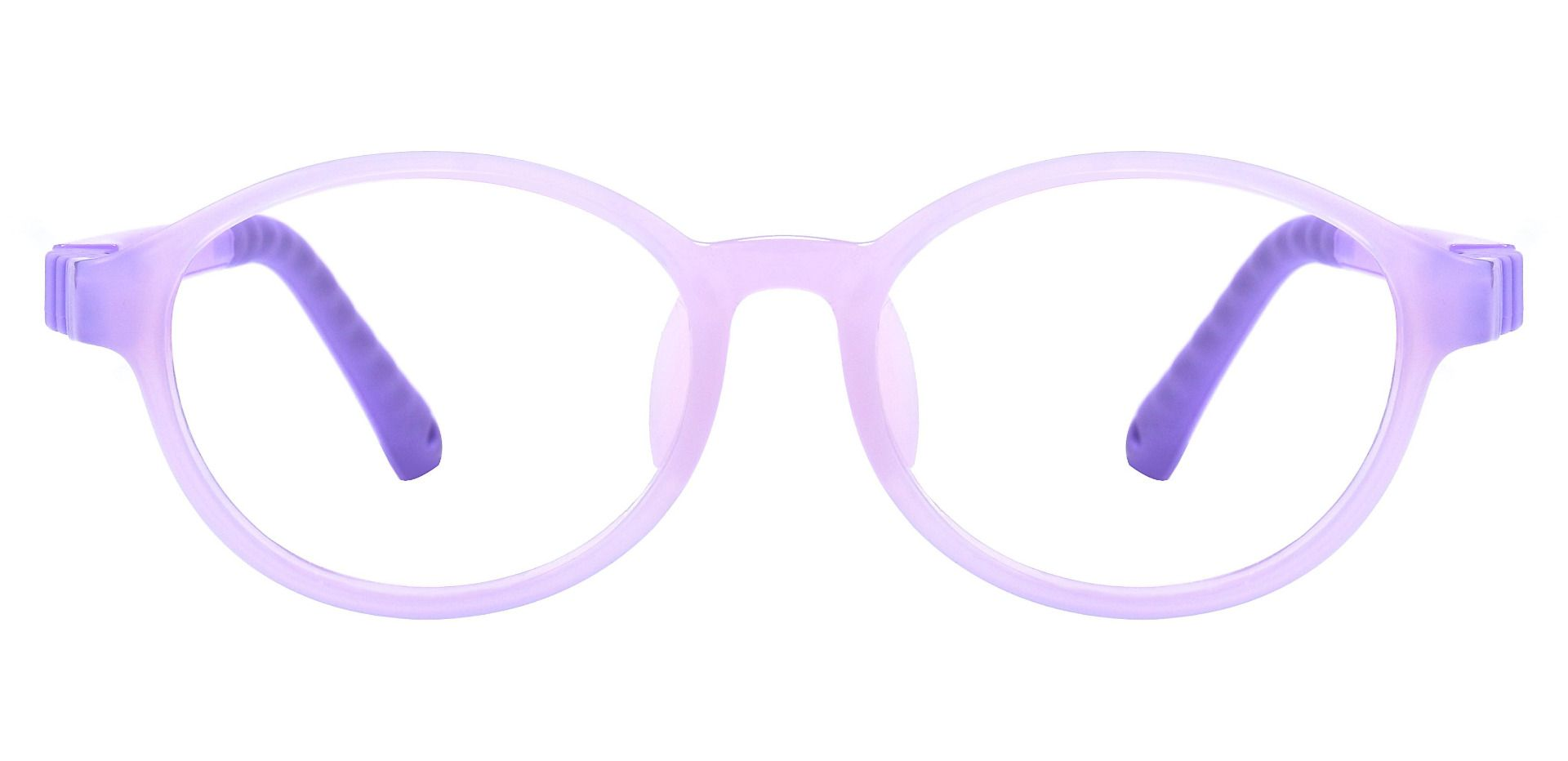 Sitka Oval Prescription Glasses - Purple