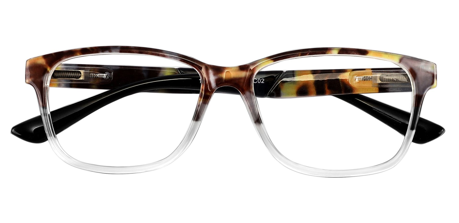 Catalina Rectangle Reading Glasses - Two