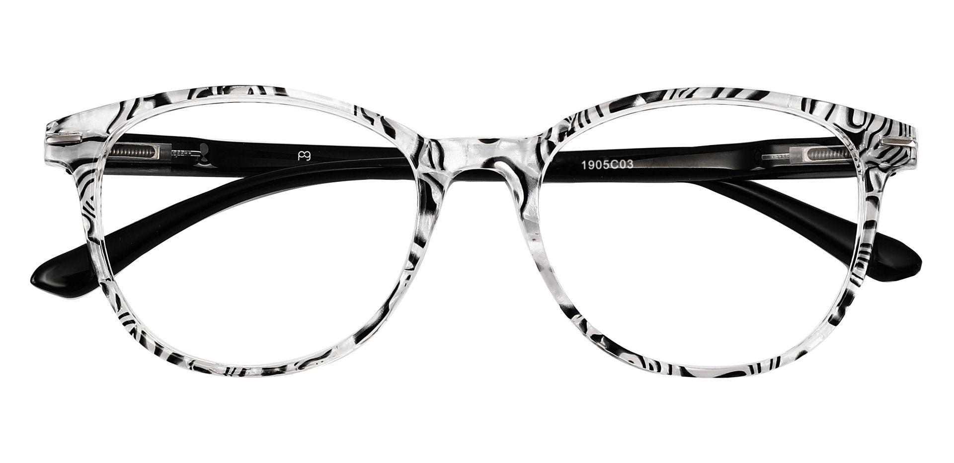 Benton Oval Progressive Glasses - Two