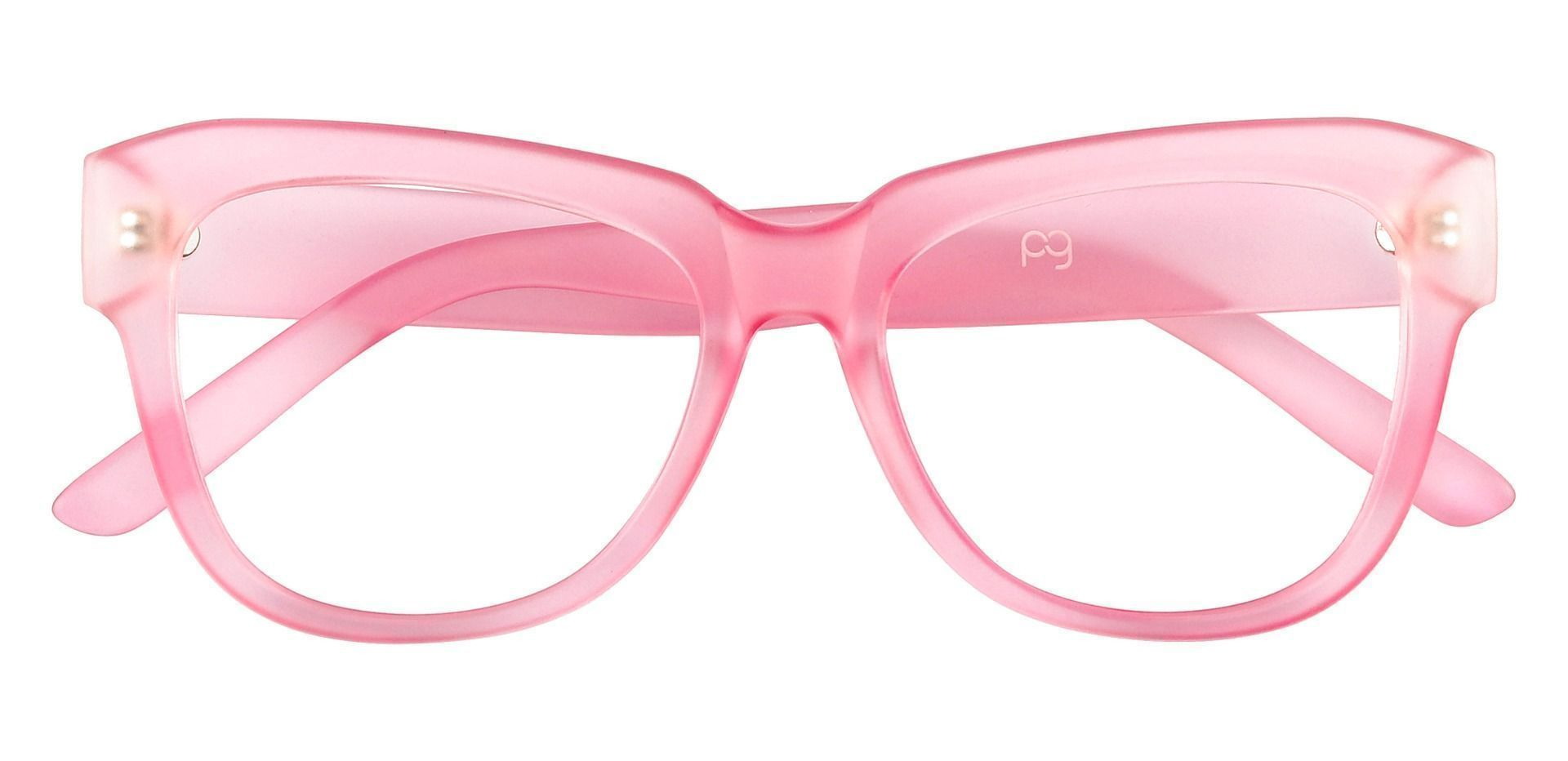 Gina Cat-Eye Reading Glasses - Pink