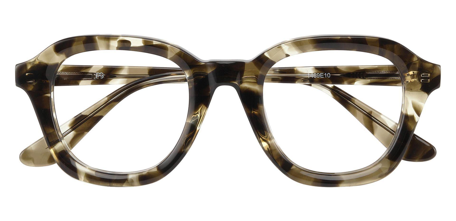 Grove Square Prescription Glasses - Green