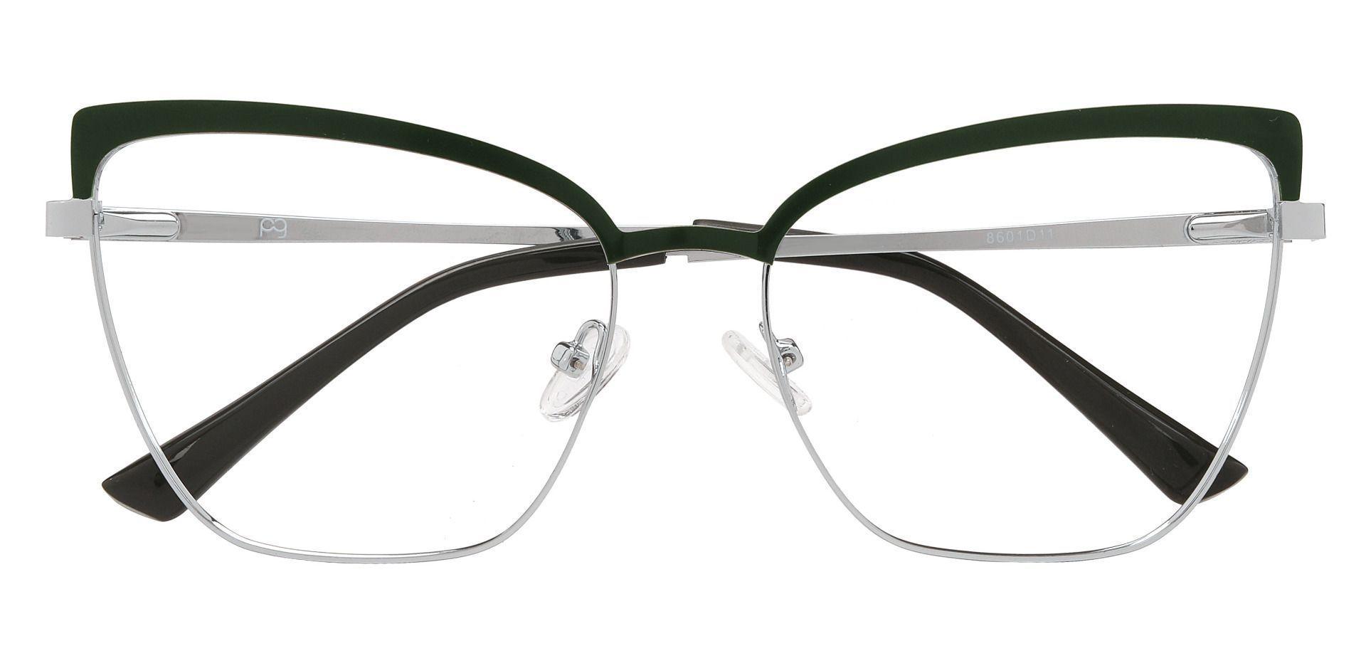 Andie Browline Prescription Glasses - Green