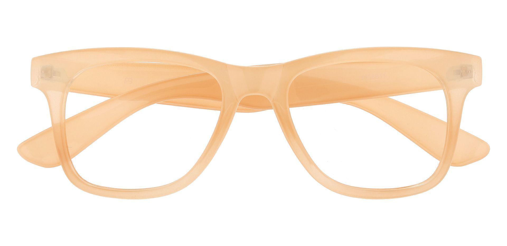 Hurley Square Prescription Glasses - Brown