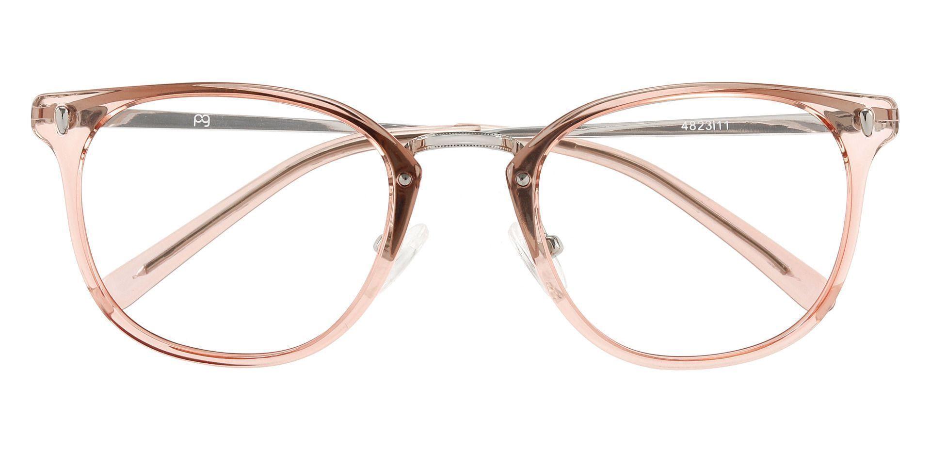 St. Clair Oval Prescription Glasses - Pink