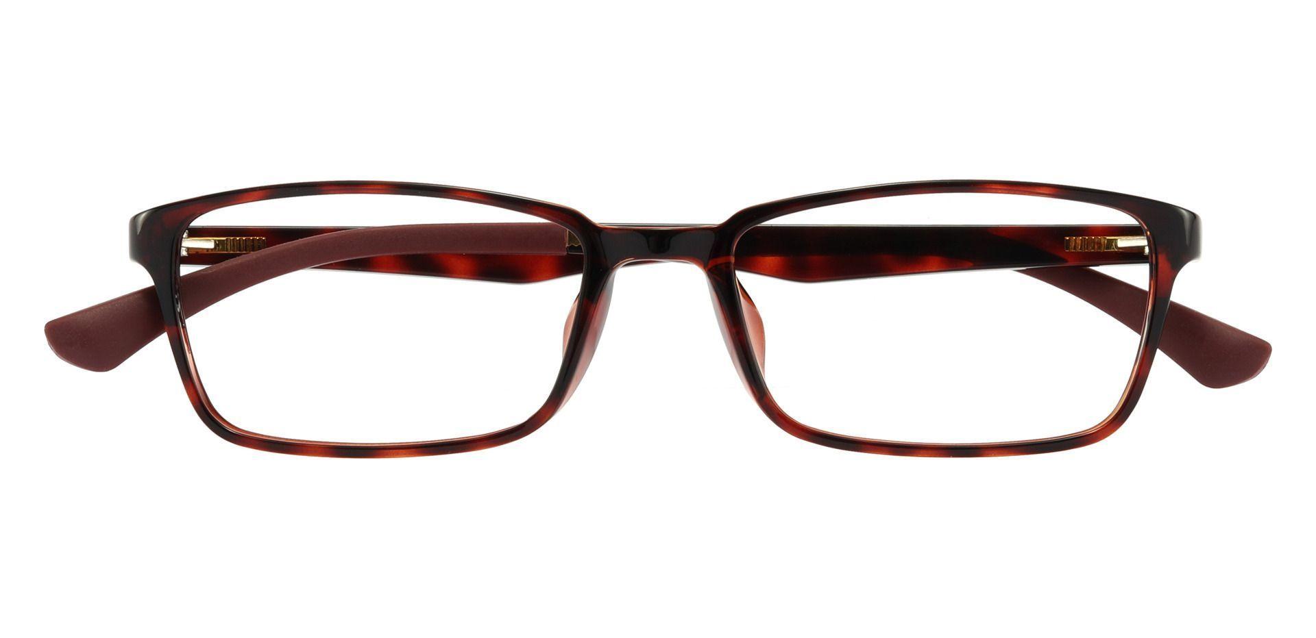 Ripley Rectangle Prescription Glasses - Tortoise